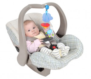 Approximately 33,000 child car seats have been recalled by Combi USA due to concerns that the safety harnesses on these seats will break if the vehicle is in an accident.
