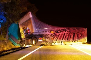 Jackknife truck accidents are more likely to occur when trucks are towing longer, lighter trailers.