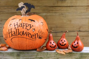 If you'll be celebrating Halloween by drinking alcohol tonight, don't drink and drive on Halloween evening when a lot of pedestrians will be out, warns the NHTSA.