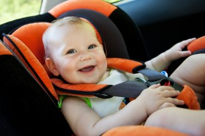 Choosing the best car seat for a child, based on the child's size, is one of the car seat safety tips released as part of the NHTSA's new car seat safety campaign.